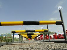 Free Yellow, Pipeline Transport, Water, Pipe Royalty Free Stock Photo - 119866635