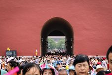 Free Crowd, Tourism, Recreation, City Royalty Free Stock Images - 119866649