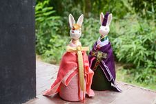 Free Pink, Rabits And Hares, Rabbit, Toy Royalty Free Stock Images - 119866739