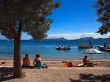 Free Sea, Beach, Sky, Water Royalty Free Stock Photo - 119866845