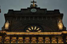 Free Landmark, Historic Site, Facade, Building Stock Images - 119866884