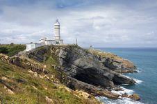 Free Coast, Sea, Lighthouse, Headland Stock Photography - 119867012