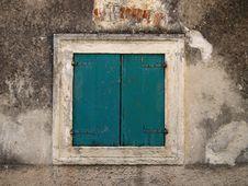 Free Blue, Wall, Window, Door Stock Images - 119867054