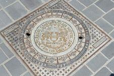 Free Manhole Cover, Manhole, Road Surface, Flooring Stock Image - 119960441