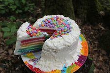 Free Buttercream, Cake, Dessert, Whipped Cream Royalty Free Stock Images - 119960469
