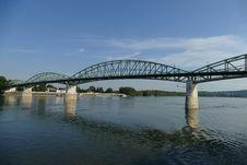 Free Bridge, Waterway, River, Arch Bridge Stock Photos - 119960603