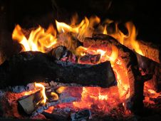 Free Fire, Heat, Campfire, Flame Royalty Free Stock Image - 119960716