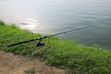 Free Fishing Rod, Angling, Casting Fishing, Water Resources Royalty Free Stock Images - 119960719