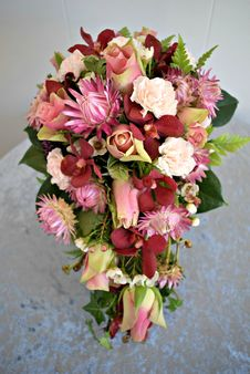 Free Flower, Flower Bouquet, Flower Arranging, Pink Royalty Free Stock Photos - 119960748