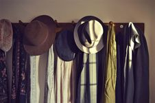 Free Clothes Hanger, Outerwear, Boutique, Fashion Stock Images - 119960854