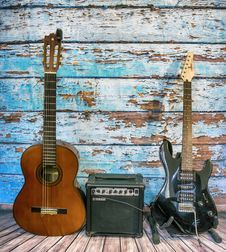 Free Musical Instrument, Guitar, Plucked String Instruments, Bass Guitar Royalty Free Stock Image - 119960956