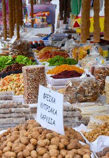 Free Food, Marketplace, Market, Produce Stock Image - 119961121
