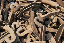 Free Metal, Scrap, Material, Font Royalty Free Stock Photo - 119961345