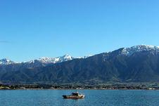 Free Sky, Lake, Mountain Range, Mountain Stock Image - 119961421