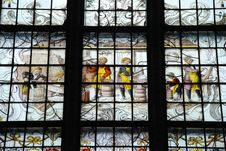 Free Glass, Window, Stained Glass, Building Royalty Free Stock Photos - 119961598
