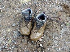 Free Soil, Outdoor Shoe, Shoe, Mud Royalty Free Stock Photo - 119961605