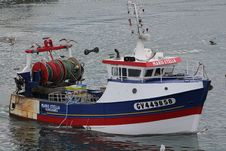 Free Boat, Water Transportation, Watercraft, Fishing Vessel Royalty Free Stock Photography - 119961727