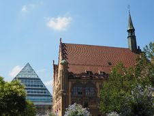 Free Building, Steeple, Sky, Spire Royalty Free Stock Photography - 119961767