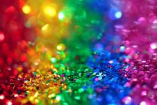 Free Assorted-color Sequins Royalty Free Stock Image - 119999916