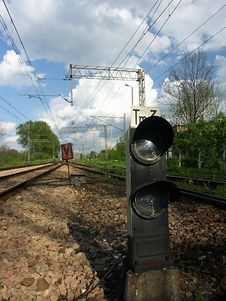 Free Railway Signaling Stock Photos - 120673