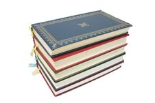 Free Old Books Royalty Free Stock Photos - 122038
