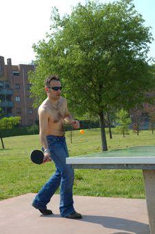 Free Ping Pong Royalty Free Stock Image - 124446