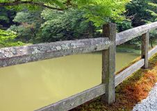 Free Japanese Garden Detail Stock Photography - 125442