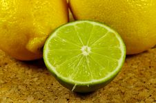 Free Lemon And Lime Stock Images - 127374