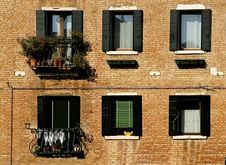 Free Windows Of Venice Royalty Free Stock Images - 128299