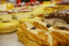 Free Lemon Pie And Delicassy Stock Image - 129031