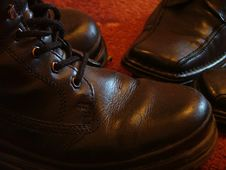 Free Footwear Stock Image - 129661