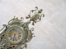 Free Antique Clock Stock Image - 129711