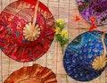 Free Abstract Summer Hats Stock Photos - 1200693