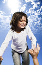 Free Jumping In The Air Stock Photography - 1200882