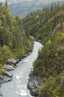 Free Fall Canyon Royalty Free Stock Photo - 1200165