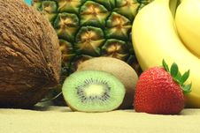 Free Fruit, Close-up Stock Images - 1201054