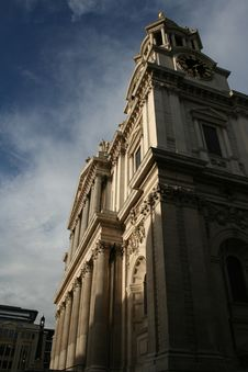 Free The Mighty St Paul Cathedral, London Stock Photos - 1203233