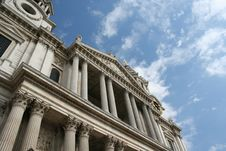 Free The Mighty St Paul Cathedral, London Royalty Free Stock Photography - 1203287