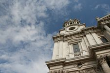 Free The Mighty St Paul Cathedral, London Stock Image - 1203301