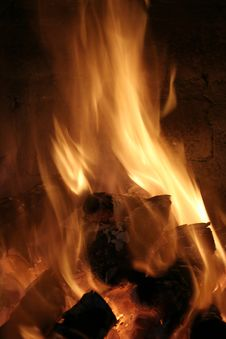 Free Fire Stock Photo - 1203410