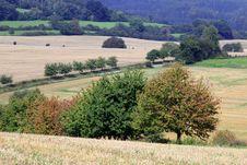Free Autumn Landscape Stock Image - 1203411
