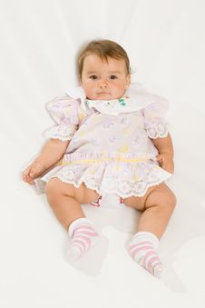 Free Pretty Baby Royalty Free Stock Images - 1203759