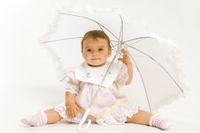 Free Pretty Baby Stock Photography - 1203762