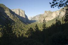 Free Entrance To Yosemite Stock Photography - 1203982