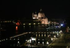Free Venice At Night Stock Images - 1204514