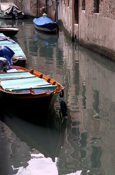 Free Venice - Canal Series Stock Photo - 1204570
