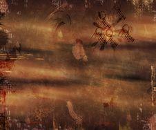 Free Burned Royalty Free Stock Image - 1204836