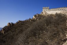 Free The Great Wall Stock Image - 1207161