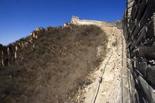 Free The Great Wall Royalty Free Stock Photos - 1207168