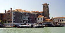 Free Venice Lagoon Royalty Free Stock Image - 1208136